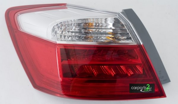 To suit HONDA ACCORD CR  TAIL LIGHT - New quality car parts & auto spares online Australia wide with the convenience of shopping from your own home. Carparts 2U Penrith Sydney