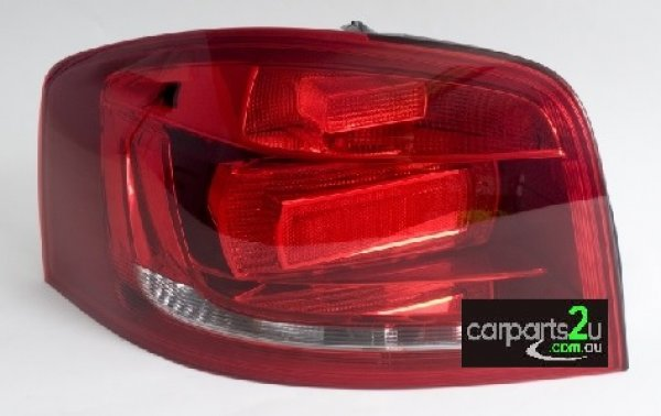 To suit AUDI S3 S3  TAIL LIGHT - New quality car parts & auto spares online Australia wide with the convenience of shopping from your own home. Carparts 2U Penrith Sydney