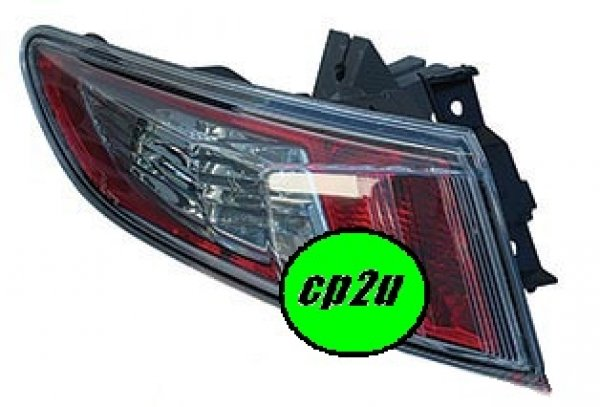 To suit HONDA CIVIC FN TYPE R  TAIL LIGHT - New quality car parts & auto spares online Australia wide with the convenience of shopping from your own home. Carparts 2U Penrith Sydney