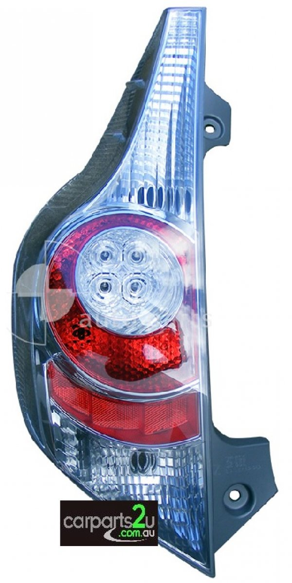 TAIL LIGHT LEFT BRAND NEW LEFT HAND SIDE TAIL LIGHT TO SUIT TOYOTA PRIUS C HATCH (12/2011-02/2015)  GENUINE TOYOTA PART  - Open 24hrs 365 days a year - our commitment is to provide new quality spare car parts nationally with the convenience of our online auto parts shopping store in the privacy of your own home.
