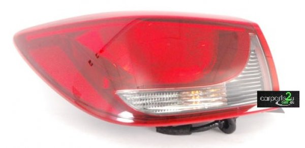 TO SUIT MAZDA MAZDA 2 MAZDA 2 DJ  TAIL LIGHT  LEFT - BRAND NEW LEFT HAND SIDE TAIL LIGHT TO SUIT MAZDA 2 DJ HATCH MODELS BETWEEN 10/2014 - 3/2017