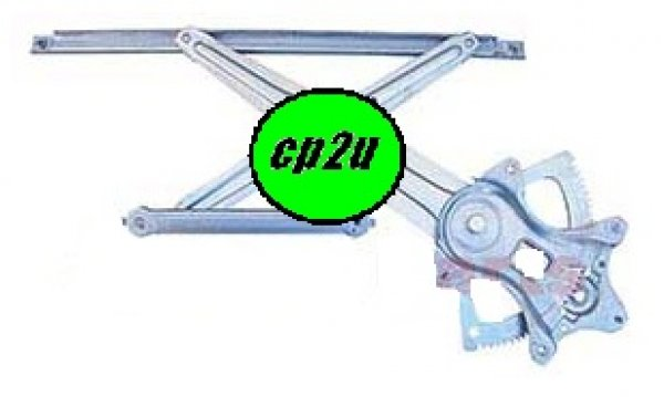 To suit TOYOTA RUKUS RUKUS  WINDOW REGULATOR - New quality car parts & auto spares online Australia wide with the convenience of shopping from your own home. Carparts 2U Penrith Sydney