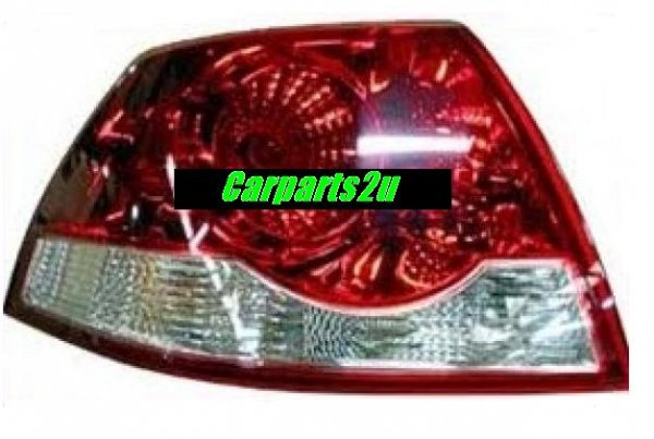 TAIL LIGHT LEFT LEFT HAND SIDE TAIL LIGHT TO SUIT HOLDEN COMMODORE VE SERIES 1/2 SEDAN MODELS ONLY BETWEEN 8/2006-5/2013