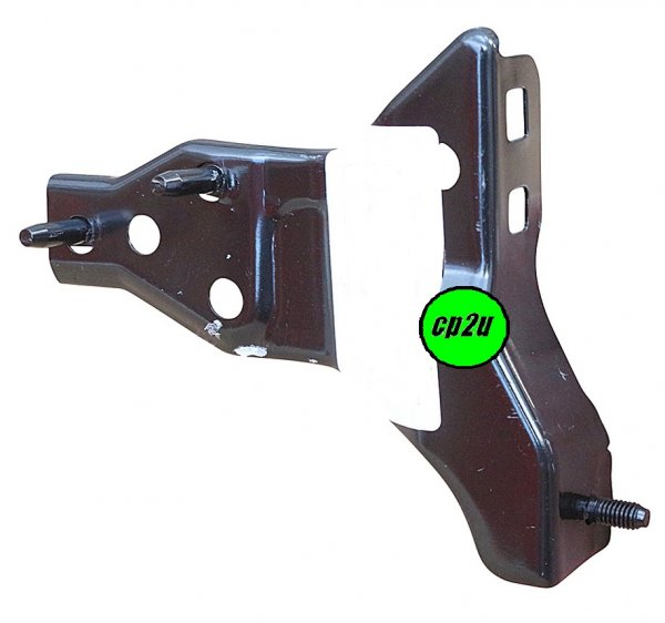 To suit TOYOTA CAMRY ACV36 / MCV36  FRONT BAR BRACKET - New quality car parts & auto spares online Australia wide with the convenience of shopping from your own home. Carparts 2U Penrith Sydney