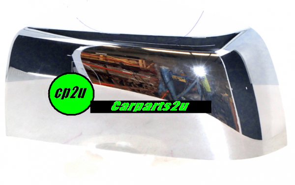 To suit HOLDEN TRAILBLAZER TRAILBLAZER WAGON  DOOR MIRROR COVER - New quality car parts & auto spares online Australia wide with the convenience of shopping from your own home. Carparts 2U Penrith Sydney