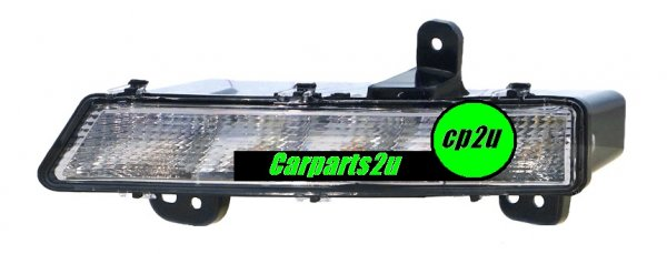 TO SUIT HOLDEN COMMODORE VF  DAYTIME DRIVING LIGHT  LEFT - BRAND NEW LEFT HAND SIDE DAYTIME RUNNING LIGHT TO SUIT HOLDEN COMMODORE VF MODELS BETWEEN 5/2013 - CURRENT 
