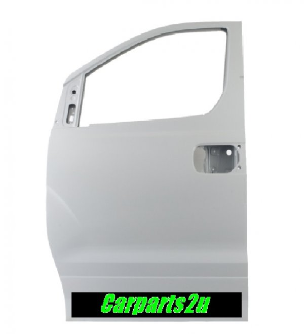 To suit HYUNDAI ILOAD / IMAX ILOAD / IMAX  DOOR SHELL - New quality car parts & auto spares online Australia wide with the convenience of shopping from your own home. Carparts 2U Penrith Sydney