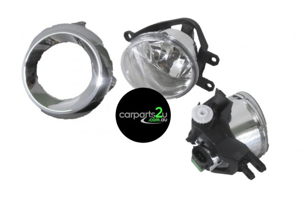 To suit TOYOTA PRADO PRADO 150 SERIES  FOG LIGHT KIT - New quality car parts & auto spares online Australia wide with the convenience of shopping from your own home. Carparts 2U Penrith Sydney