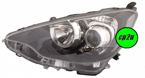 HEAD LIGHT LEFT BRAND NEWGENUINE TOYOTALEFT HAND SIDE HEAD LIGHT TO SUIT TOYOTA PRIUS C NHP10 MODELS BETWEEN 12/2011-02/2015  (LED TYPE)  - Open 24hrs 365 days a year - our commitment is to provide new quality spare car parts nationally with the convenience of our online auto parts shopping store in the privacy of your own home.