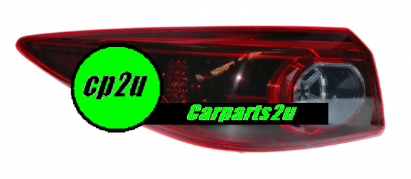 To suit MAZDA MAZDA 3 MAZDA 3 BK  TAIL LIGHT - New quality car parts & auto spares online Australia wide with the convenience of shopping from your own home. Carparts 2U Penrith Sydney