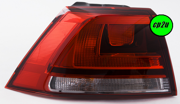 To suit VOLKSWAGEN GOLF GOLF 5TH GEN  TAIL LIGHT - New quality car parts & auto spares online Australia wide with the convenience of shopping from your own home. Carparts 2U Penrith Sydney
