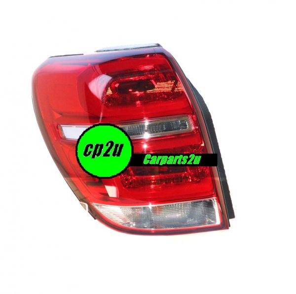 To suit HOLDEN CAPTIVA  TAIL LIGHT - New quality car parts & auto spares online Australia wide with the convenience of shopping from your own home. Carparts 2U Penrith Sydney