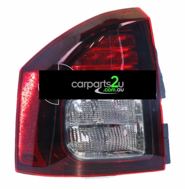 To suit JEEP COMPASS COMPASS  TAIL LIGHT - New quality car parts & auto spares online Australia wide with the convenience of shopping from your own home. Carparts 2U Penrith Sydney