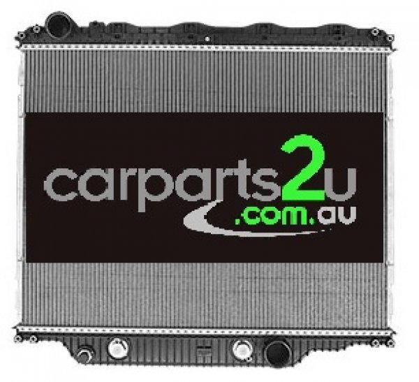 TO SUIT TRUCKS MACK MACK METROLINER  RADIATOR   - BRAND NEW RADIATOR TO SUIT MACK METROLINER 2008-2013670/868/52  Quality Code -Genuine  Core Height in mm's -670  Core Width in mm's -868  Core Thickness in mm -52  High/ Wide/ Thick -670/868/52  Inlet size mm -63  Outlet mm -63  Fin Detail -CT  Tube Pattern -Inline  Transmission -Automatic  Note -GENUINE BEHR OIL COOLER BOTTOM TANK        - New quality car parts & auto spares online Australia wide with the convenience of shopping from your own home. Carparts 2U Penrith Sydney
