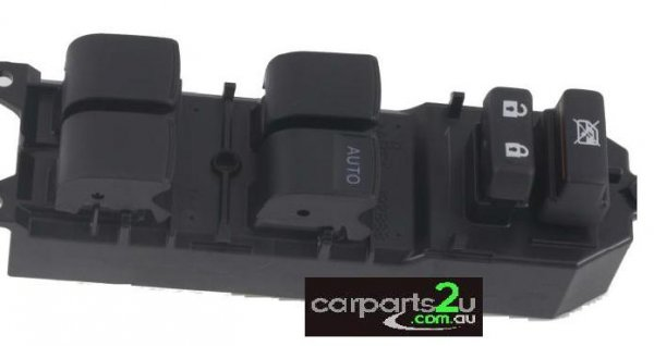 To suit TOYOTA AURION GSV40  WINDOW SWITCH - New quality car parts & auto spares online Australia wide with the convenience of shopping from your own home. Carparts 2U Penrith Sydney