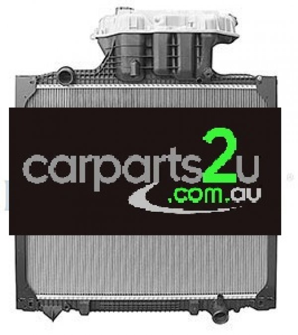 To suit TRUCKS MAN MAN TGA/TGS/TGX/TGL/TGM  RADIATOR - New quality car parts & auto spares online Australia wide with the convenience of shopping from your own home. Carparts 2U Penrith Sydney