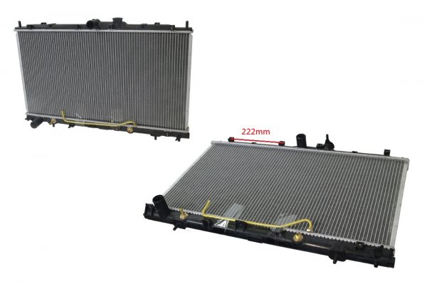 To suit MITSUBISHI 380 380  RADIATOR - New quality car parts & auto spares online Australia wide with the convenience of shopping from your own home. Carparts 2U Penrith Sydney
