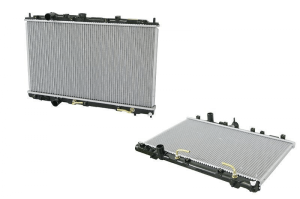 TO SUIT MITSUBISHI LANCER CE SEDAN  RADIATOR  NA - MITSUBISHI LANCER CE RADIATOR - TO SUIT 1.5 & 1.8 LITRE AUTOMATIC ENGINES