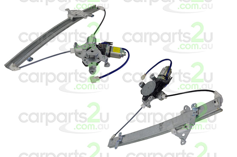 TO SUIT MITSUBISHI LANCER CG  WINDOW REGULATOR  RIGHT - BRAND NEW RIGHT FRONT WINDOW REGULATOR TO SUIT MITSUBISHI LANCER CG/CH MODELS BETWEEN 6/02-9/07 (INCLUDES MOTOR)