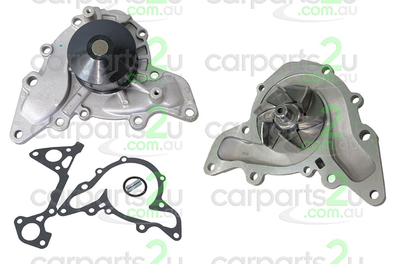 To suit MITSUBISHI MAGNA TB  WATER PUMP - New quality car parts & auto spares online Australia wide with the convenience of shopping from your own home. Carparts 2U Penrith Sydney