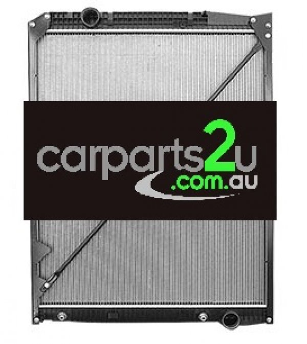 To suit TRUCKS MERCEDES BENZ AXOR RADIATOR - New quality car parts & auto spares online Australia wide with the convenience of shopping from your own home. Carparts 2U Penrith Sydney