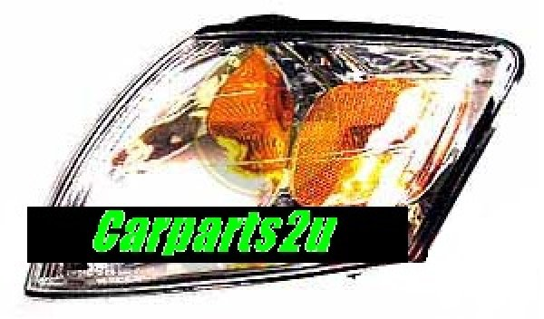 TO SUIT MAZDA MPV MPV WAGON  FRONT CORNER LIGHT  LEFT - BRAND NEW LEFT HAND SIDE FRONT CORNER LIGHT TO SUIT MAZDA MPV WAGON (08/1999-04/2002)  - New quality car parts & auto spares online Australia wide with the convenience of shopping from your own home. Carparts 2U Penrith Sydney