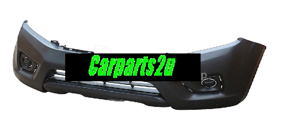 To suit NISSAN NAVARA T32  FRONT BUMPER - New quality car parts & auto spares online Australia wide with the convenience of shopping from your own home. Carparts 2U Penrith Sydney