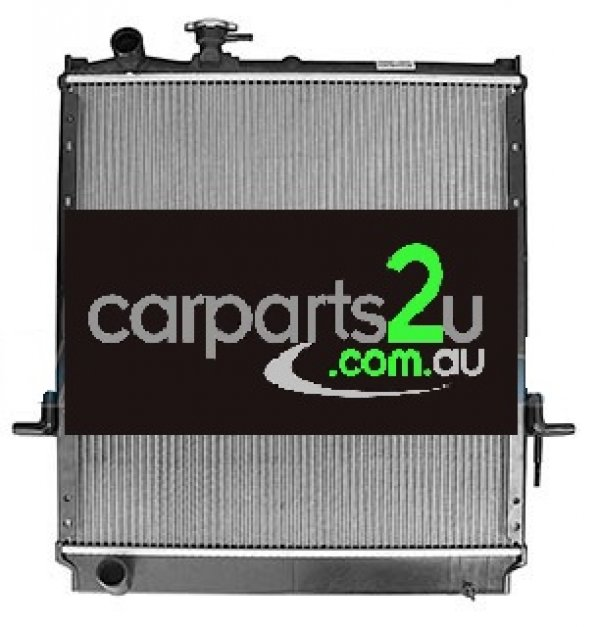 To suit TRUCKS ISUZU ISUZU N SERIES  RADIATOR - New quality car parts & auto spares online Australia wide with the convenience of shopping from your own home. Carparts 2U Penrith Sydney