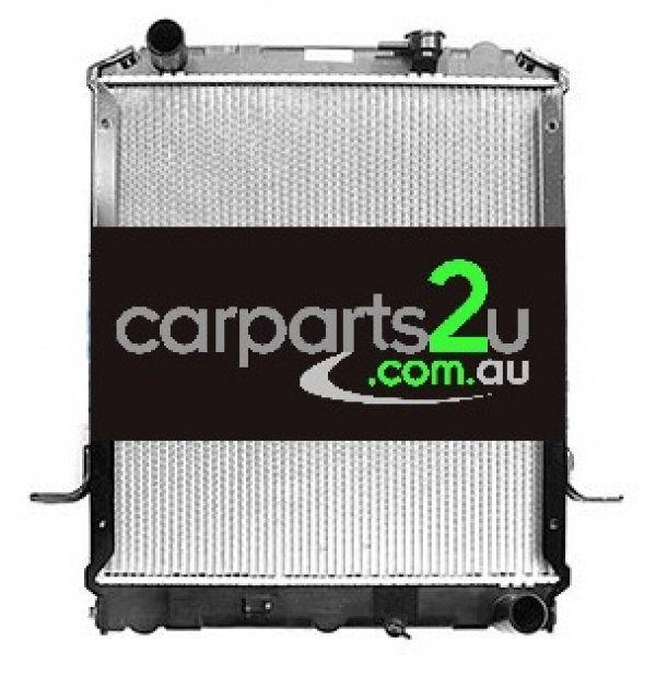 TO SUIT TRUCKS ISUZU ISUZU N SERIES  RADIATOR   - BRAND NEW RADIATOR TO SUIT ISUZU N SERIES RADIATOR 2008-2011 NPR75 4JJ1-TC