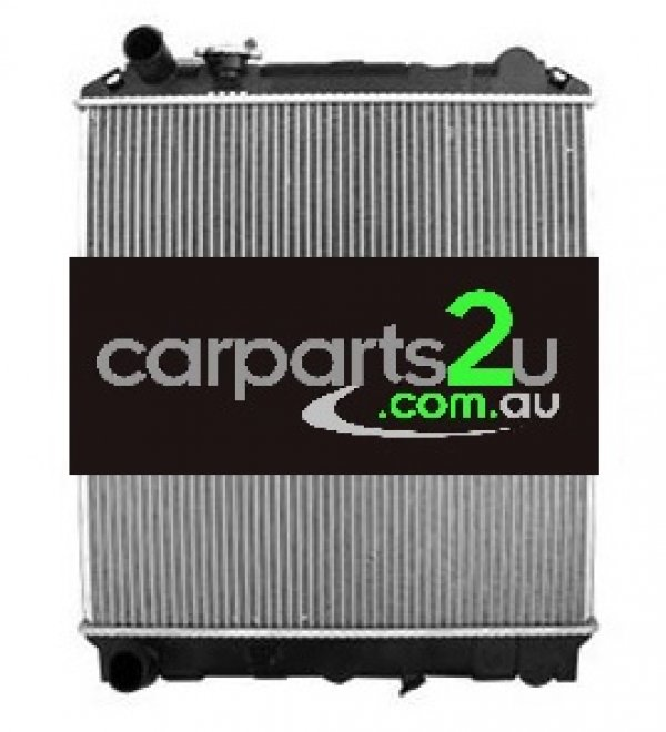 To suit TRUCKS ISUZU  RADIATOR - New quality car parts & auto spares online Australia wide with the convenience of shopping from your own home. Carparts 2U Penrith Sydney