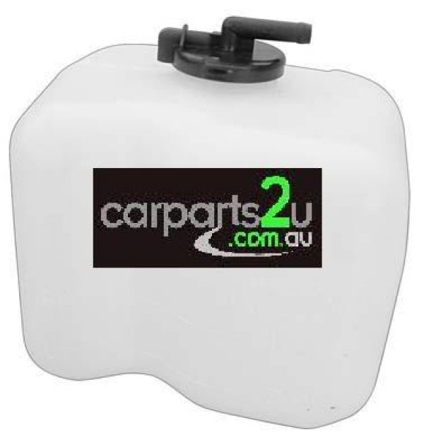 To suit MITSUBISHI PAJERO EXPRESS VAN L300 SF/SG/SH/SJ  OVERFLOW BOTTLE - New quality car parts & auto spares online Australia wide with the convenience of shopping from your own home. Carparts 2U Penrith Sydney