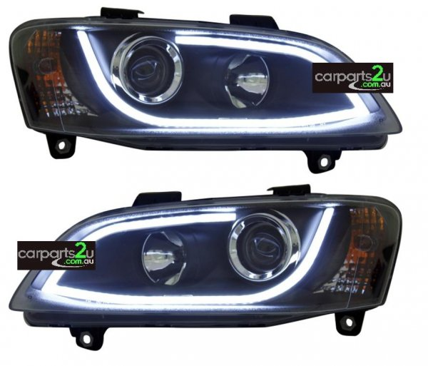 TO SUIT HOLDEN COMMODORE VE SERIES 1  HEAD LIGHT  LEFT/RIGHT - PAIR OF BRAND NEW PERFORMANCE TYPE HEADLIGHTS TO SUIT HOLDEN COMMODORE VE SERIES 1 MODELS ONLY (8/2006-9/2010)