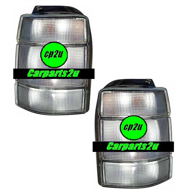 TO SUIT HOLDEN COMMODORE VR / VS  TAIL LIGHT  NA - PAIR OF CLEAR/SMOKEY TYPE PERFORMANCE TAIL LIGHTS TO SUIT HOLDEN COMMODORE VN/VP/VR/VS UTE & WAGON MODELS BETWEEN 8/1988-9/2000  - New quality car parts & auto spares online Australia wide with the convenience of shopping from your own home. Carparts 2U Penrith Sydney