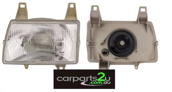 To suit FORD COURIER ACV36 / MCV36  HEAD LIGHT - New quality car parts & auto spares online Australia wide with the convenience of shopping from your own home. Carparts 2U Penrith Sydney