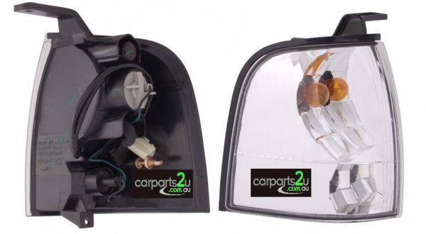 To suit FORD COURIER PG/PH  FRONT CORNER LIGHT - New quality car parts & auto spares online Australia wide with the convenience of shopping from your own home. Carparts 2U Penrith Sydney