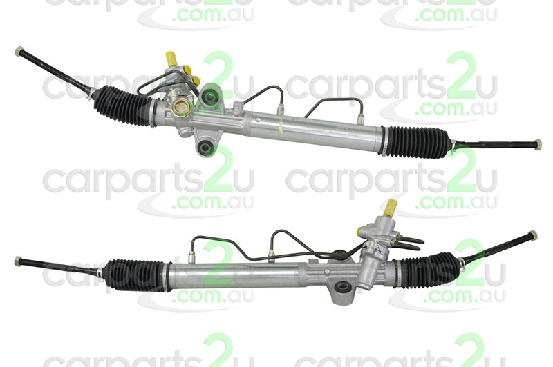 To suit TOYOTA HIACE HIACE VAN  POWER STEERING RACK - New quality car parts & auto spares online Australia wide with the convenience of shopping from your own home. Carparts 2U Penrith Sydney
