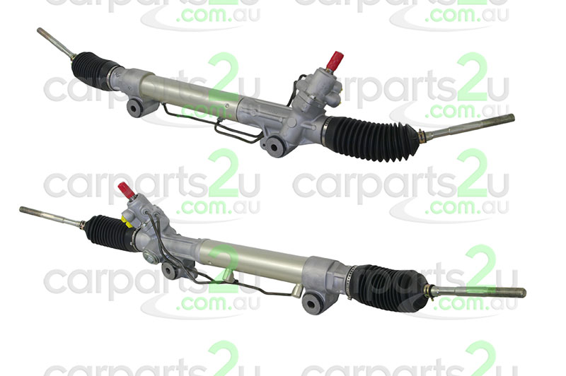 To suit TOYOTA PRADO PRADO 120 SERIES  POWER STEERING RACK - New quality car parts & auto spares online Australia wide with the convenience of shopping from your own home. Carparts 2U Penrith Sydney