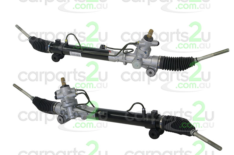 To suit TOYOTA TARAGO PRADO 150 SERIES  POWER STEERING RACK - New quality car parts & auto spares online Australia wide with the convenience of shopping from your own home. Carparts 2U Penrith Sydney