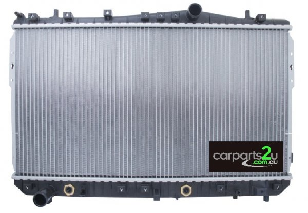 To suit DAEWOO LACETTI  RADIATOR - New quality car parts & auto spares online Australia wide with the convenience of shopping from your own home. Carparts 2U Penrith Sydney