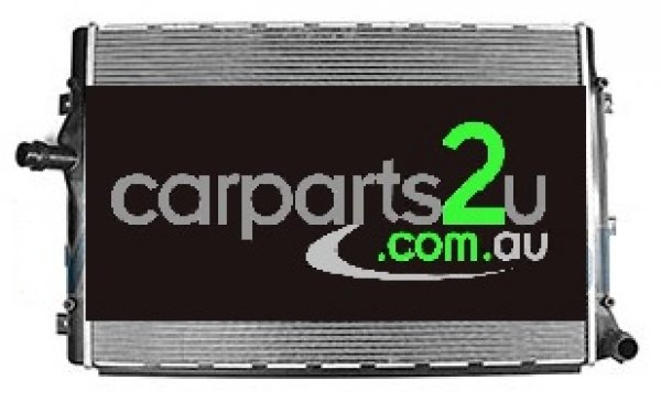 To suit AUDI S3 S3  RADIATOR - New quality car parts & auto spares online Australia wide with the convenience of shopping from your own home. Carparts 2U Penrith Sydney
