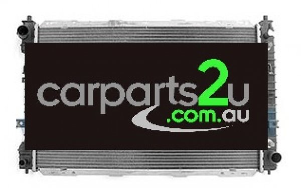 To suit FORD ESCAPE ESCAPE ZD  RADIATOR - New quality car parts & auto spares online Australia wide with the convenience of shopping from your own home. Carparts 2U Penrith Sydney