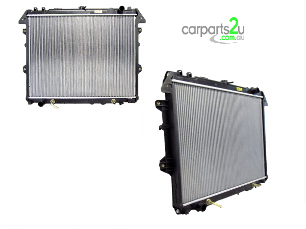 TO SUIT TOYOTA HILUX HILUX UTE  RADIATOR  NA - BRAND NEW RADIATOR TO SUIT TOYOTA HILUX2WD/4WD 2.7LITREPETROL4 CYLMODELS BETWEEN 2/2005-4/2015(AUTOMATIC TRANSMISSION)  - New quality car parts & auto spares online Australia wide with the convenience of shopping from your own home. Carparts 2U Penrith Sydney