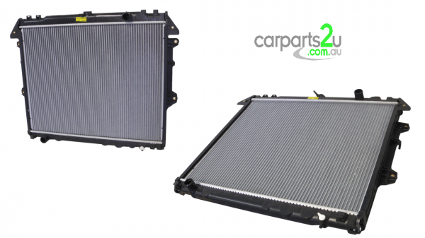 TO SUIT TOYOTA HILUX HILUX UTE  RADIATOR  NA - BRAND NEW RADIATOR TO SUIT TOYOTA HILUX2WD/4WD 4.0 LITRE PETROL V6 MODELS BETWEEN 2/2005-4/2015(MANUALTRANSMISSION)  - New quality car parts & auto spares online Australia wide with the convenience of shopping from your own home. Carparts 2U Penrith Sydney