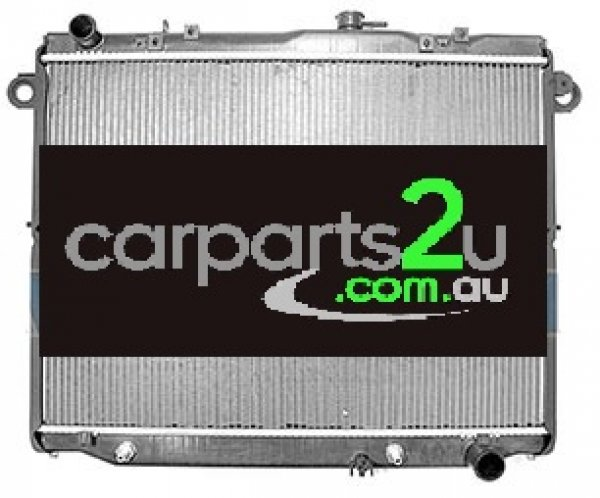 To suit LEXUS LX LX570  RADIATOR - New quality car parts & auto spares online Australia wide with the convenience of shopping from your own home. Carparts 2U Penrith Sydney