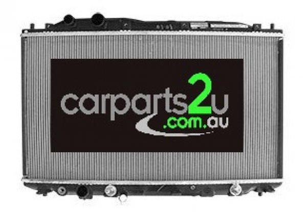 To suit HONDA CIVIC EU HATCH  RADIATOR - New quality car parts & auto spares online Australia wide with the convenience of shopping from your own home. Carparts 2U Penrith Sydney