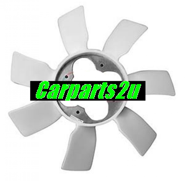 TO SUIT TOYOTA HILUX HILUX UTE  RADIATOR FAN BLADE   - BRAND NEW RADIATOR FAN BLADE TO SUIT TOYOTA HILUX 2.7 LITRE 4 CYL PETROL MODELS ONLY BETWEEN 2/2005-7/2011