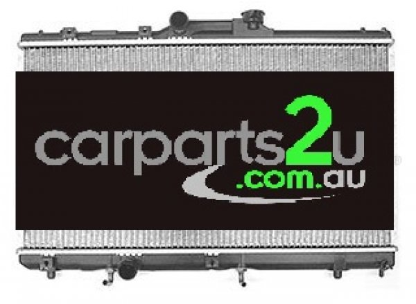 To suit HOLDEN NOVA  RADIATOR - New quality car parts & auto spares online Australia wide with the convenience of shopping from your own home. Carparts 2U Penrith Sydney