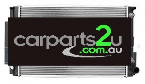 To suit TOYOTA RUKUS RUKUS  RADIATOR - New quality car parts & auto spares online Australia wide with the convenience of shopping from your own home. Carparts 2U Penrith Sydney