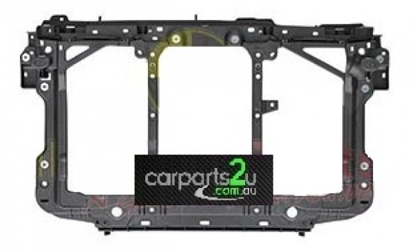 TO SUIT MAZDA MAZDA 6  MAZDA 6 GJ  RADIATOR SUPPORT  NA - BRAND NEW RADIATOR SUPPORT TO SUIT MAZDA 6 SEDAN AND WAGON PETROL WITHOUT ADAPTIVE CRUISE CONTROL MODELS (01/2015-CURRENT)