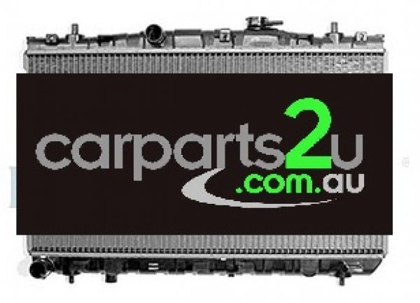 TO SUIT HYUNDAI TIBURON TIBURON GK COUPE  RADIATOR   - BRAND NEW RADIATOR TO SUIT HYUNDAI TIBURON COUPE 2.0L AND 2.7L PETROL MANUAL (02/2007-02/2010)    - New quality car parts & auto spares online Australia wide with the convenience of shopping from your own home. Carparts 2U Penrith Sydney